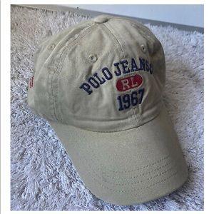 Polo Jeans Co. RL 1967 Adjustable Baseball Hat